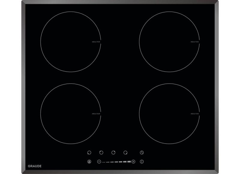Индукционная варочная панель С FACETTE GRAUDE IK 60.1 F
