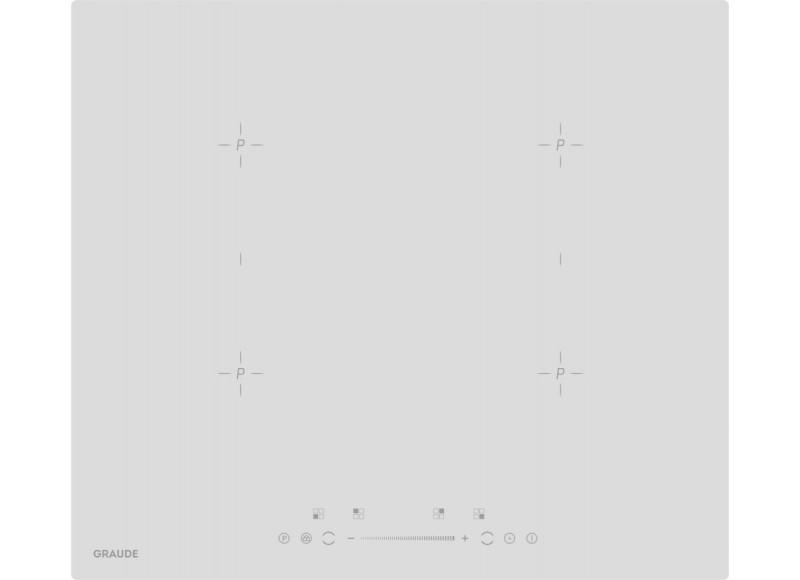 Индукционная варочная панель GRAUDE IK 60.2 BW