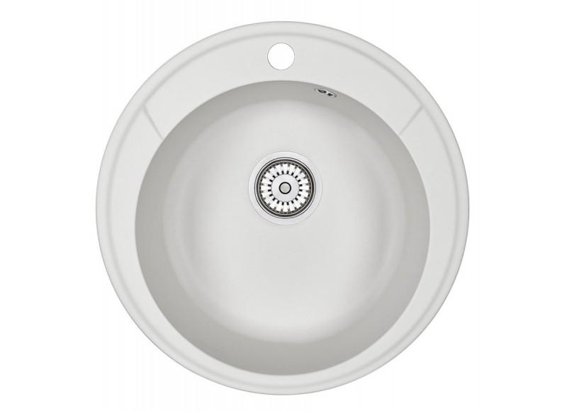 Кухонная мойка Graude QS 40.0 белый