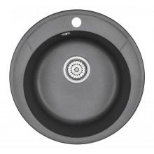 Кухонная мойка Graude QS 40.0 черный