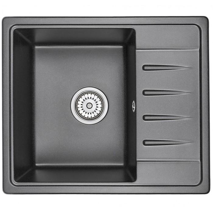Кухонная мойка Graude QS 40.2 черный
