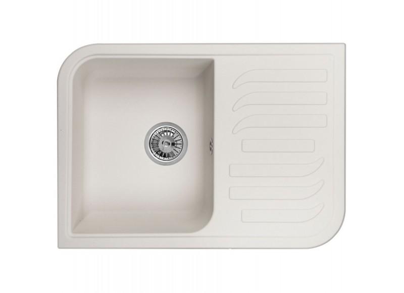 Кухонная мойка Graude QSS 45.0 белый