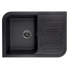 Кухонная мойка Graude QSS 45.0 черный