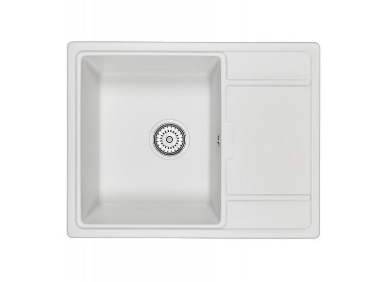 Кухонная мойка Graude QSS 45.1 белый