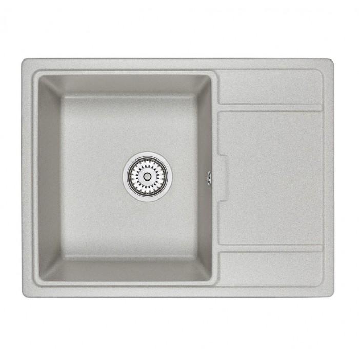 Кухонная мойка Graude QSS 45.1 серый