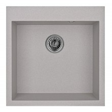 Кухонная мойка Graude QSS 50.0 серый