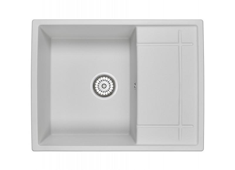 Кухонная мойка Graude QSS 50.1 белый