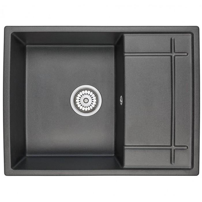Кухонная мойка Graude QSS 50.1 черный