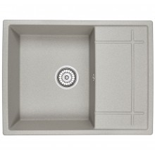 Кухонная мойка Graude QSS 50.1 серый