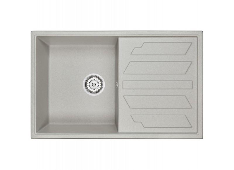 Кухонная мойка Graude QSS 50.2 серый