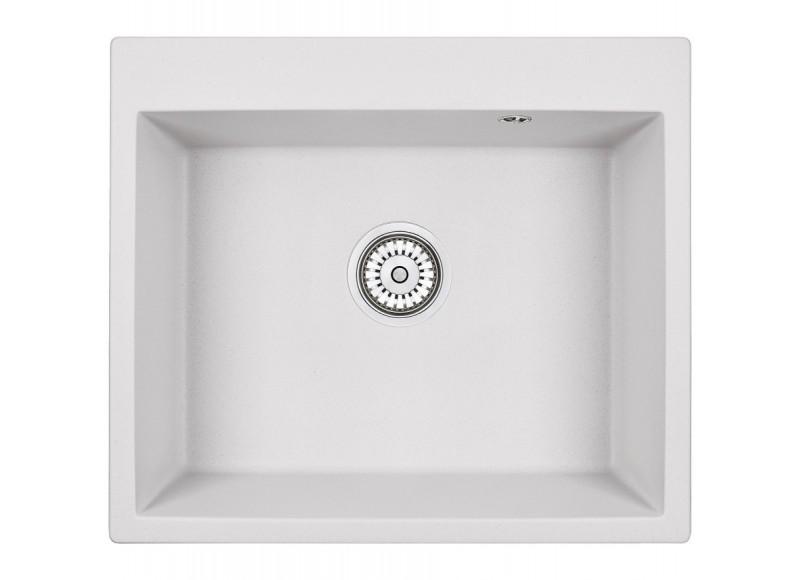 Кухонная мойка Graude QSS 60.0 белый