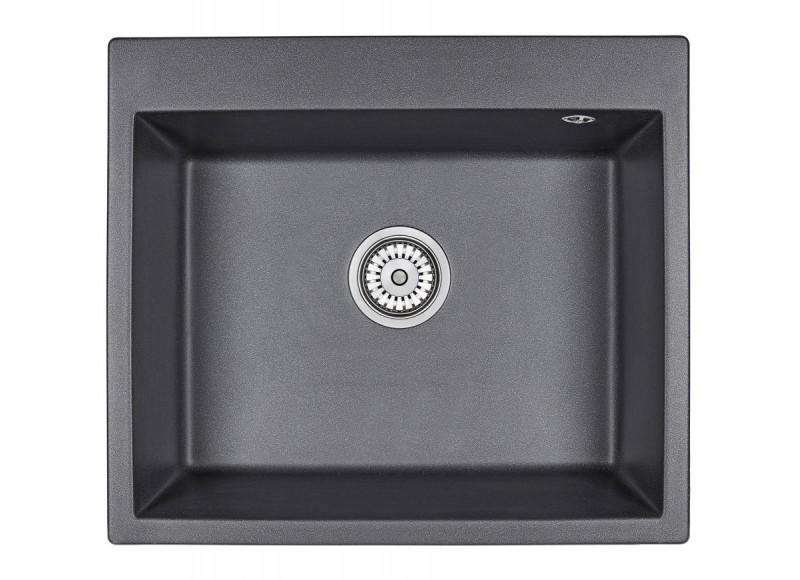 Кухонная мойка Graude QSS 60.0 черный