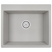 Кухонная мойка Graude QSS 60.0 серый
